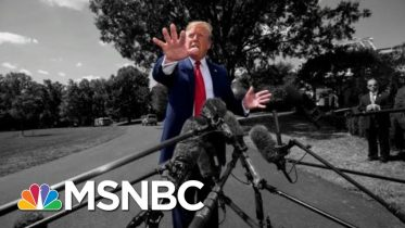 Trump Contradicts Himself On Gun Control As Parkland Students Release A Plan | The 11th Hour | MSNBC 6