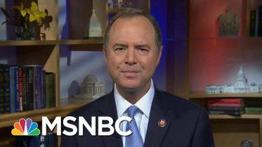 Representative Schiff Reacts To Trump's Jewish Loyalty Remarks | Morning Joe | MSNBC 10