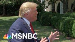 If President Donald Trump Is The 'Chosen One,' 'The Gods Must Be Crazy' | Morning Joe | MSNBC 2