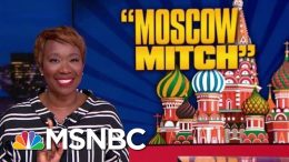 """Mitch McConnell Loses Sense Of Humor Over """"Moscow Mitch"""" Ahead Of Roast 