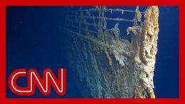 New video reveals Titanic being devoured 8