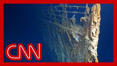 New video reveals Titanic being devoured 6
