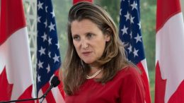 Freeland: If Russia wants to rejoin G7 it must leave Crimea 2