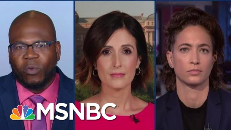 Echoes Of Gitmo? Trump Seizing 'Indefinite Detention' Powers   The Beat With Ari Melber   MSNBC 1
