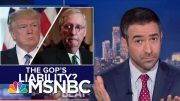 Right-Wing Revolt: Walsh Says He'll 'Punch' Coward Trump Daily   The Beat With Ari Melber   MSNBC 2