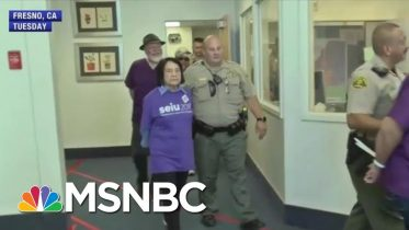 Lawrence: What America Can Learn From Legendary Activist Dolores Huerta   The Last Word   MSNBC 6