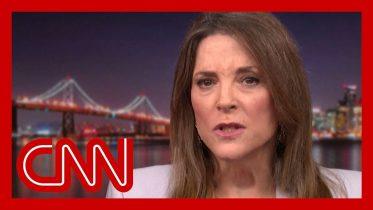 Marianne Williamson: US economy skewed in favor of few people 10