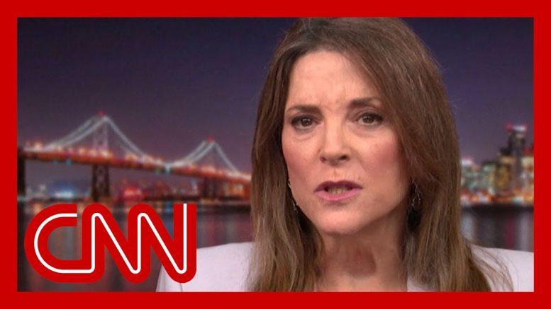 Marianne Williamson: US economy skewed in favor of few people 1