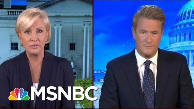 Joe Scarborough: 'Manufacturing Outlook The Worst That It's Been In A Decade' | Morning Joe | MSNBC 1