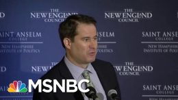 Rep. Seth Moulton Is Dropping Out Of The 2020 Race | Velshi & Ruhle | MSNBC 2