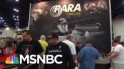 What Does It Take To Buy A Gun In America? | Velshi & Ruhle | MSNBC 2