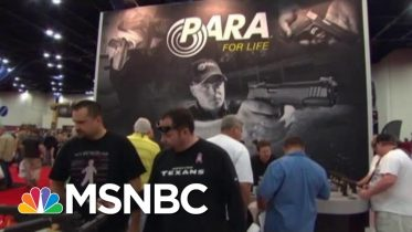 What Does It Take To Buy A Gun In America?   Velshi & Ruhle   MSNBC 6