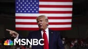 No Comfort To Be Found For President Donald Trump In Recent Polling | Deadline | MSNBC 2