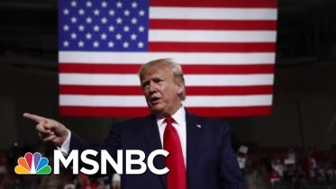 No Comfort To Be Found For President Donald Trump In Recent Polling | Deadline | MSNBC 10
