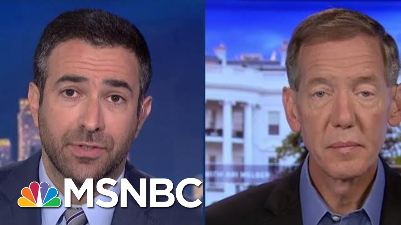 Former Fox News Reporter Unloads On Trump's Embarrassing Conduct | The Beat With Ari Melber | MSNBC 1