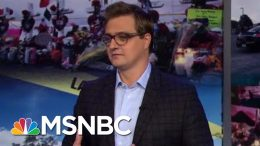 Chris Hayes On The Inception Of White Terrorism In America. | All In | MSNBC 8