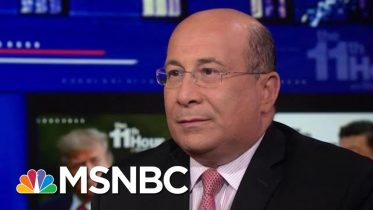 After Trump Attacks On China, CNBC's Ron Isana Predicts A Recession In 2020 | The 11th Hour | MSNBC 6