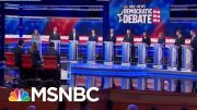 Trump's Flawed Record Attracts Challengers Aplenty For 2020 | Rachel Maddow | MSNBC 3