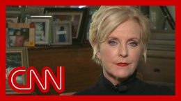 Cindy McCain reflects on husband's legacy, 1 year after his death 1