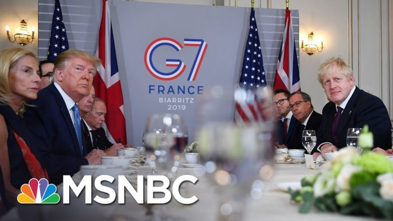 Trump On China Trade War: 'I Have Second Thoughts About Everything' | MSNBC 1
