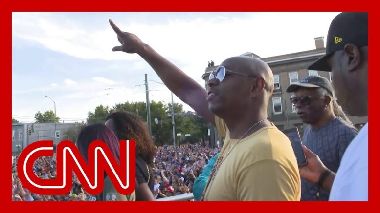 Dave Chappelle's message for his community after mass shooting 1