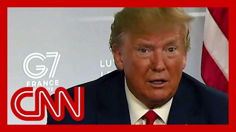 President Trump: I don't blame China, I blame past leadership 1