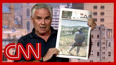 Hezbollah vows response to alleged Israeli airstrike in Syria 10