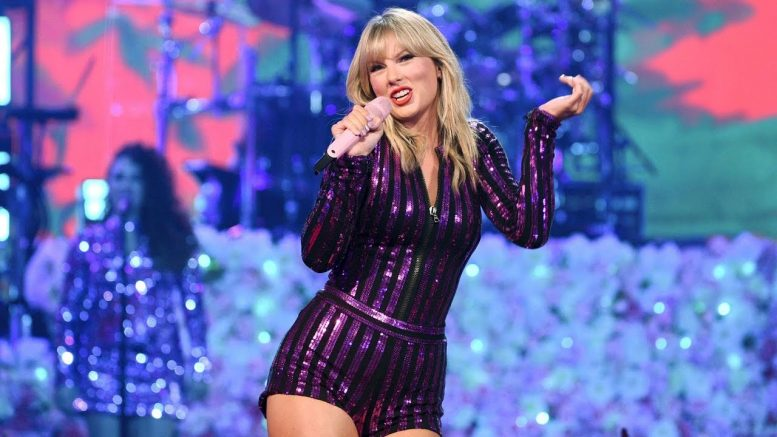 Here's why Taylor Swift is re-recording her old albums 1