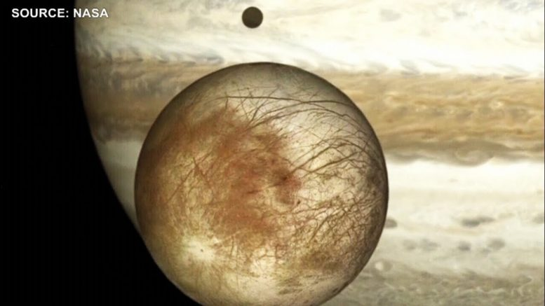 Life beyond Earth? NASA confirms mission will go to Europa 1