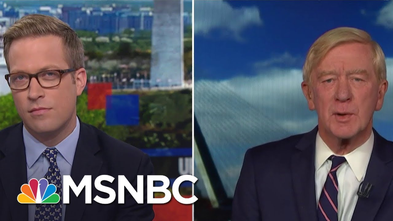 "Weld: Trump Is ""Listening To His Inner Demons"" | MSNBC 8"