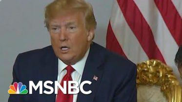 Joe: 'President Donald Trump Blinks And He Keeps Blinking' In Trade War | Morning Joe | MSNBC 1