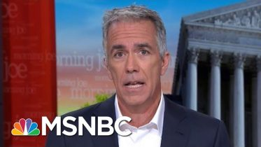 Republican Joe Walsh Says He's 'Partly Responsible' For President Donald Trump | Morning Joe | MSNBC 6