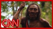 Their way of life in the Amazon rainforest may become extinct 4