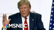 Why It's Dangerous Trump Thinks He Knows A Lot About The Environment | Velshi & Ruhle | MSNBC 5