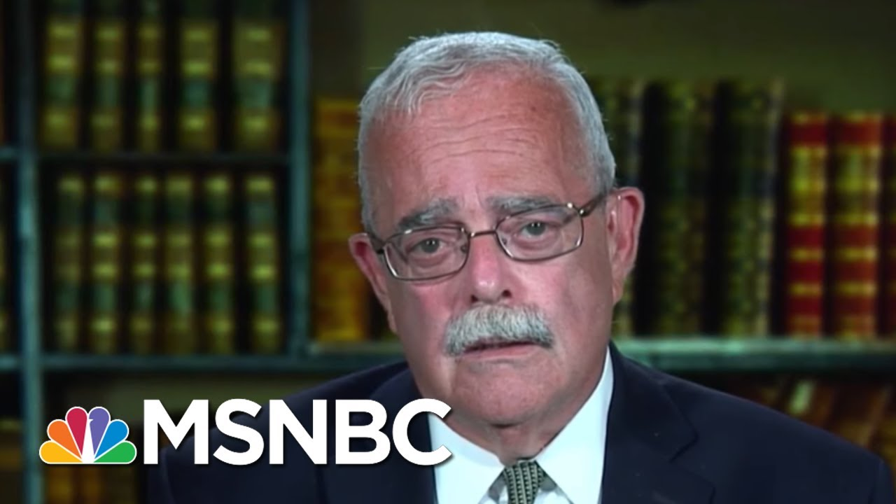 Full Gerry Connolly: Impeachment Can No Longer 'Be Ignored' | MTP Daily | MSNBC 9
