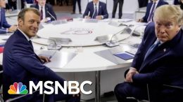 How The World Is Moving On From U.S. Leadership   Deadline   MSNBC 3
