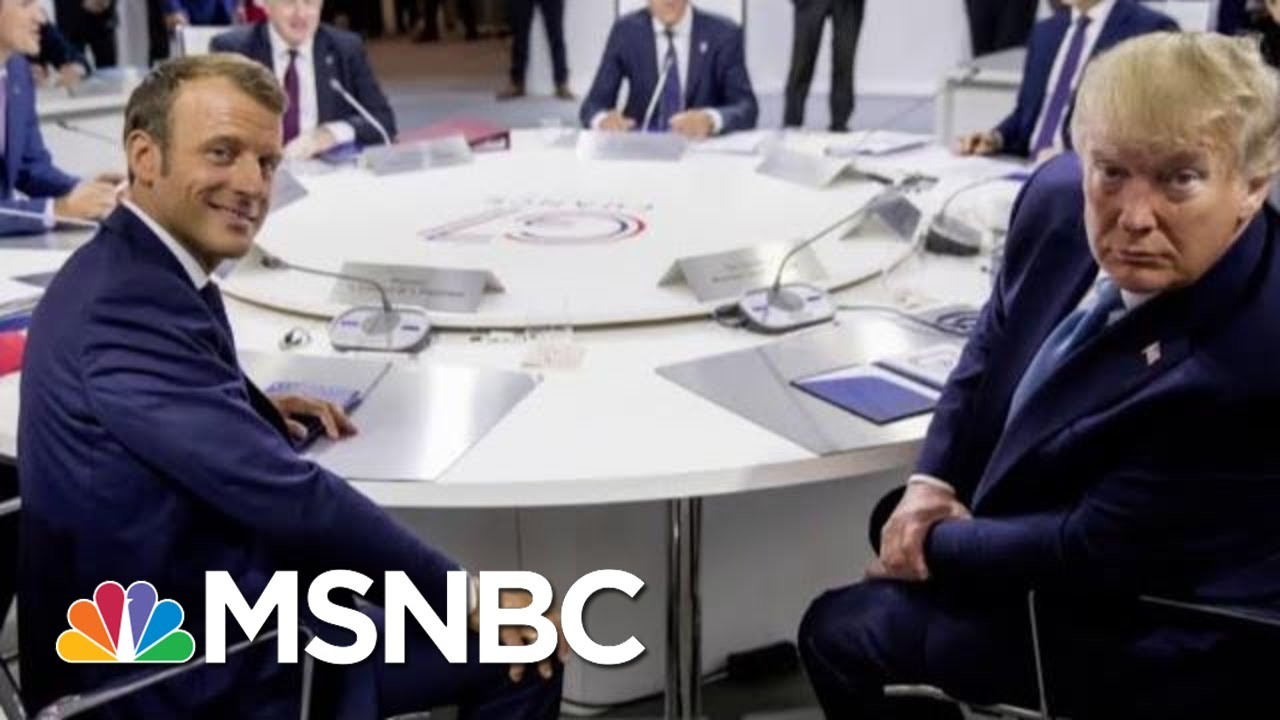 How The World Is Moving On From U.S. Leadership | Deadline | MSNBC 8