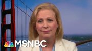 Watch 2020 Dem Shred Trump For 'Embarrassment' On World Stage | The Beat With Ari Melber | MSNBC 2