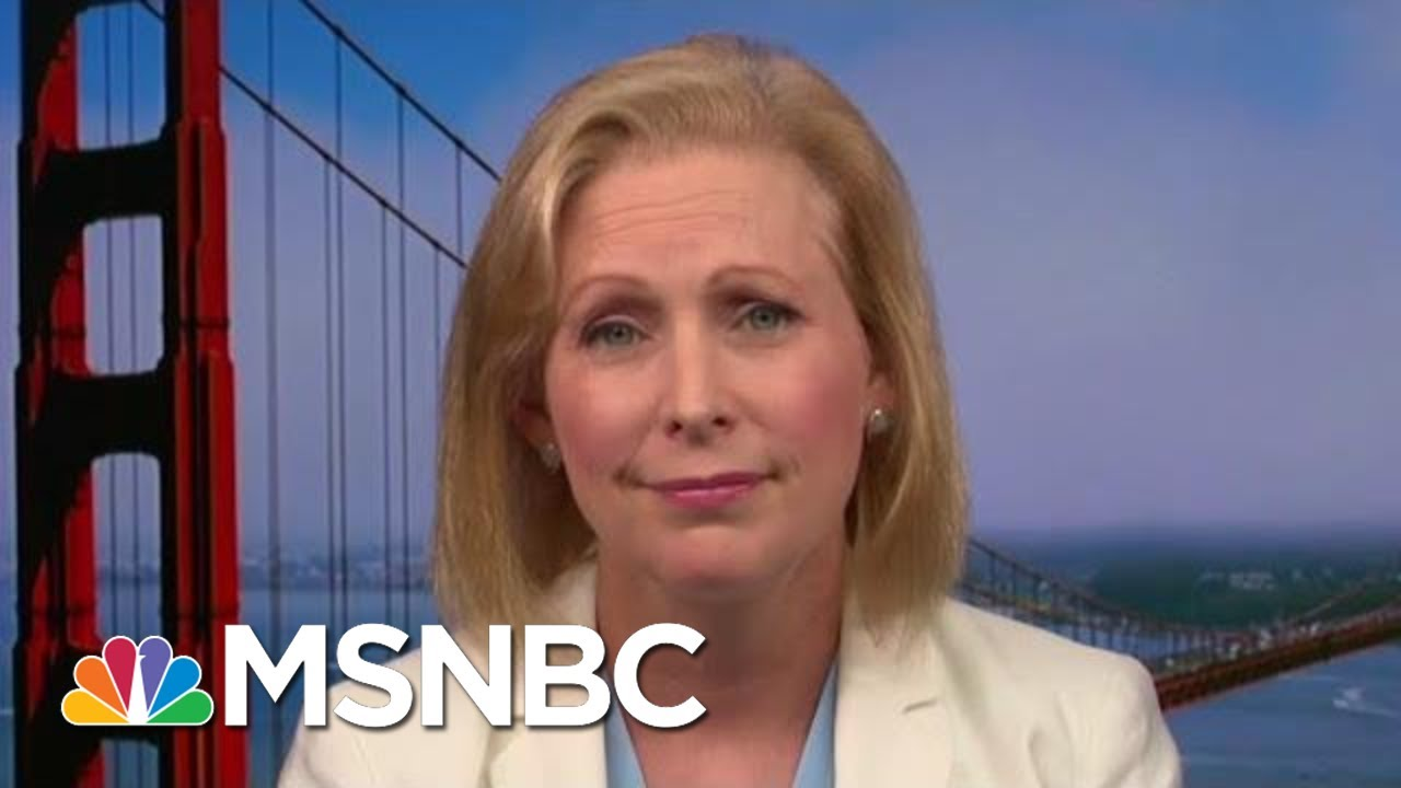 Watch 2020 Dem Shred Trump For 'Embarrassment' On World Stage | The Beat With Ari Melber | MSNBC 5