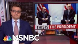 Hayes On Trump's Repeat Call For Russia To Be Readmitted To The G7 | All In | MSNBC 8
