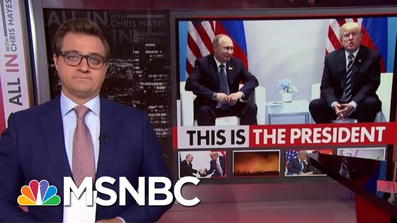 Hayes On Trump's Repeat Call For Russia To Be Readmitted To The G7 | All In | MSNBC 2