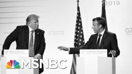 Trump Makes False Claim On Obama To Argue Russia Should Be Readmitted To G7 | The 11th Hour | MSNBC 7