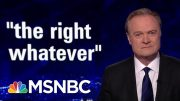 Lawrence: The Presidency Is An Oral Exam That Trump Fails Every Day | The Last Word | MSNBC 4