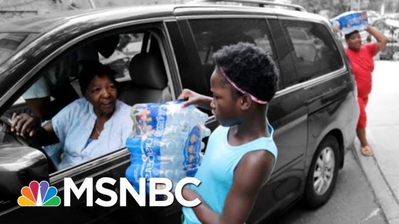 NYT Investigation Details How Govt. Failures Led To Newark's Water Crisis   The 11th Hour   MSNBC 1