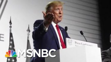 Dickey: Trump Treated G7 Like A Club He Knows He Should Be Blackballed From | The 11th Hour | MSNBC 10