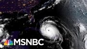 Trump Talk: Using Nuclear Weapons On Hurricanes | The Last Word | MSNBC 3