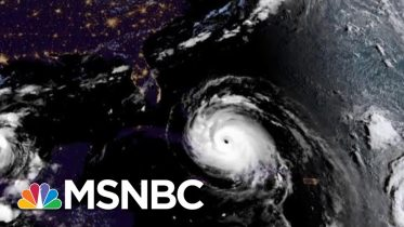 Trump Talk: Using Nuclear Weapons On Hurricanes | The Last Word | MSNBC 10