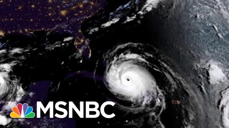 Trump Talk: Using Nuclear Weapons On Hurricanes | The Last Word | MSNBC 1