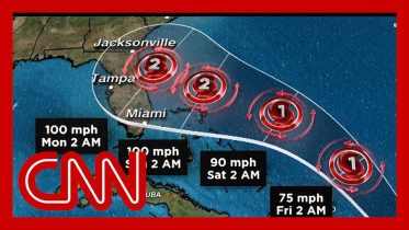 Tropical Storm Dorian to hit Puerto Rico, on track to hit Florida 6