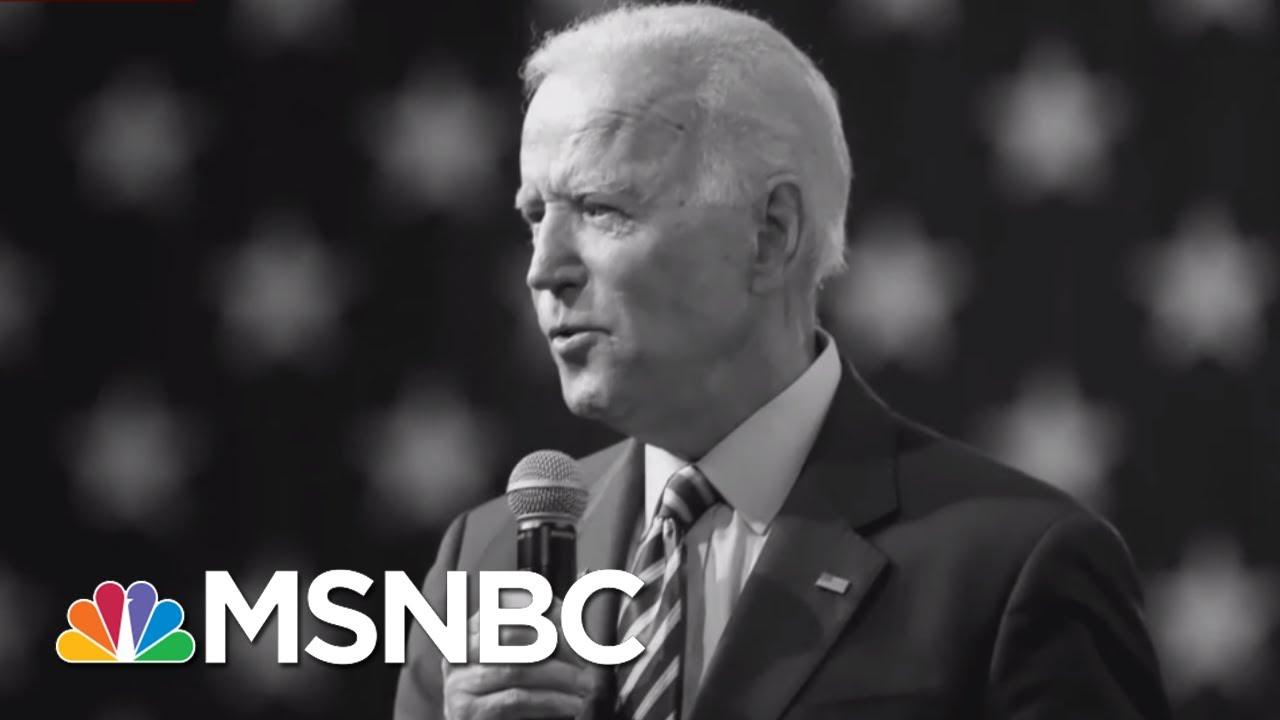 Joe Biden Unveils Iowa Ad Defending Obamacare Record | Morning Joe | MSNBC 1